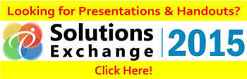 Solutions Exchange Conference